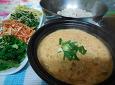 너무 매력적인 늦가을비빔밥, 비지찌개비빔밥~