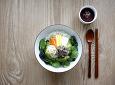 조선의 음식 & 세계의 음식, 비빔밥