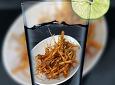 사찰음식- 집에서 만드는 3월 사찰음식- 황새냉이 뿌리무침