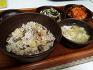 반찬 필요 없는 영양밥과 김간장