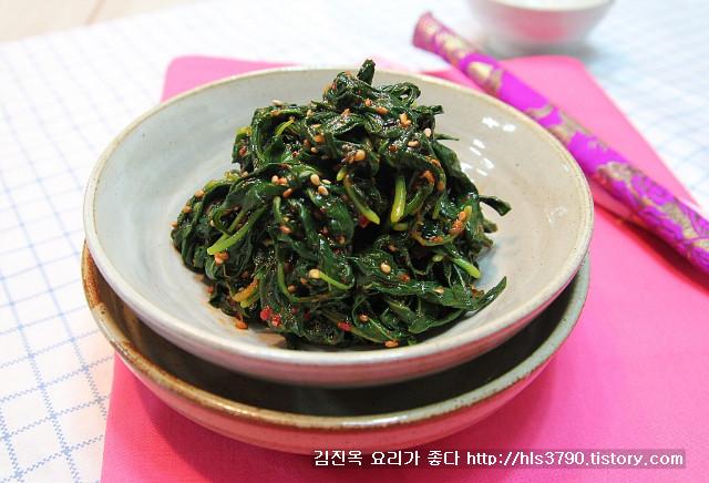 풋고추보다 비타민C가 70배 많은 건강한 고추잎무침 *^^*